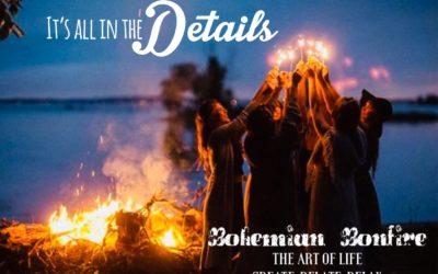 Bohemian Bonfire Registration